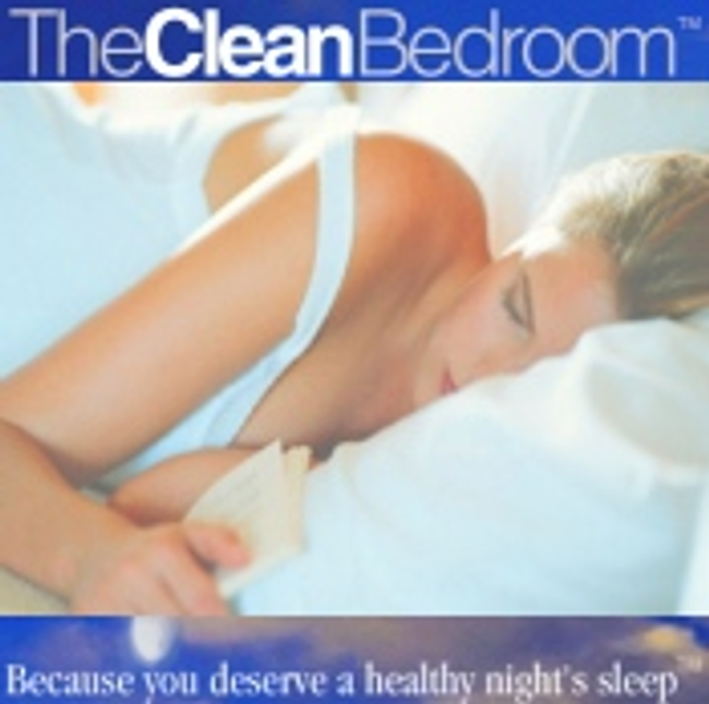 Clean Bedroom Catalog Cover