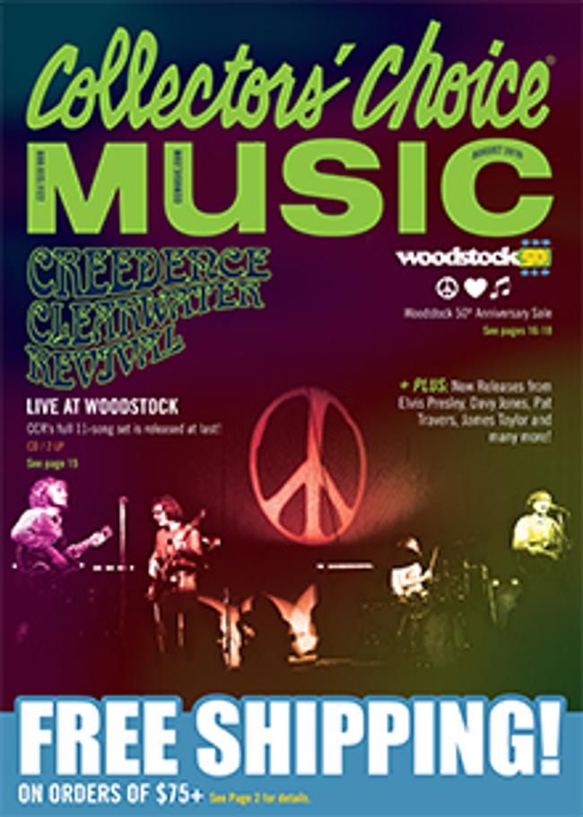 CCMusic Catalog Cover