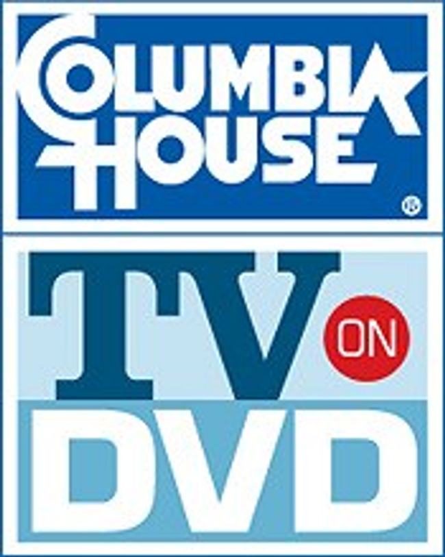 Columbia House TV on DVD Club Catalog Cover