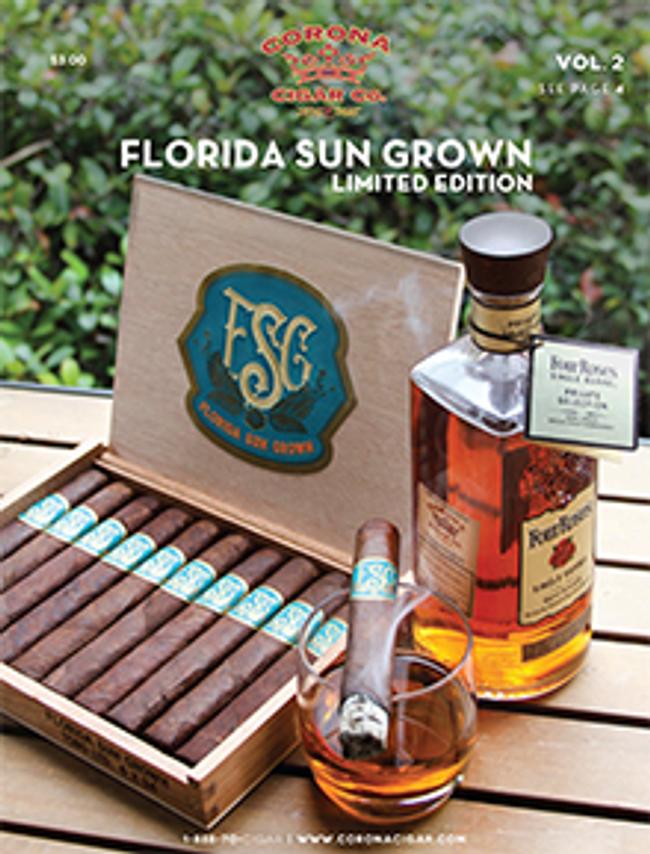 Corona Cigar Catalog Cover