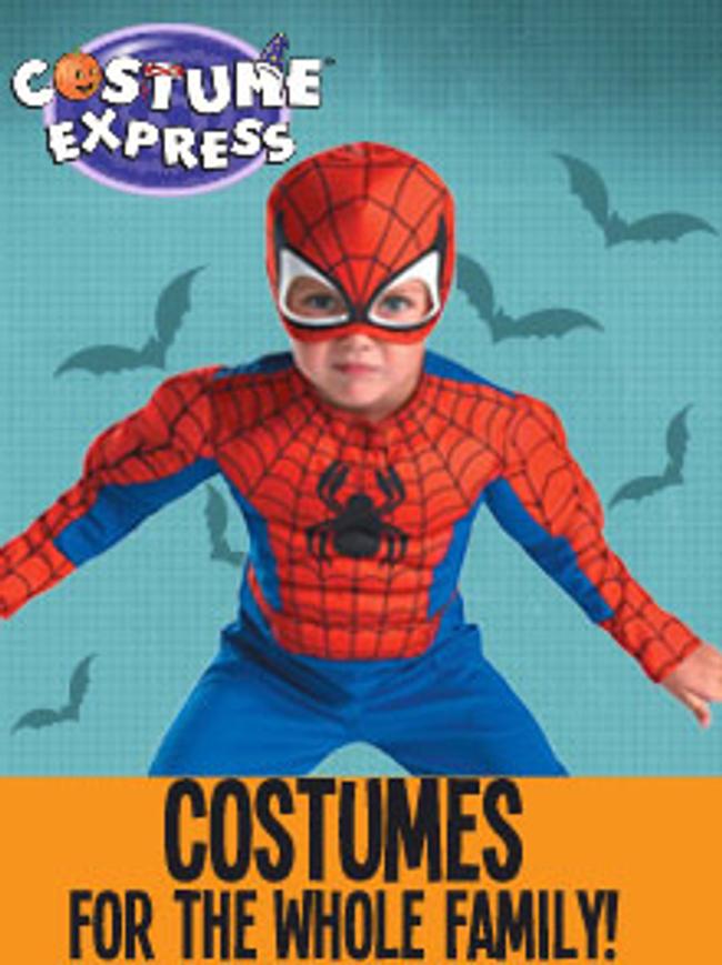Costume Express Catalog Cover