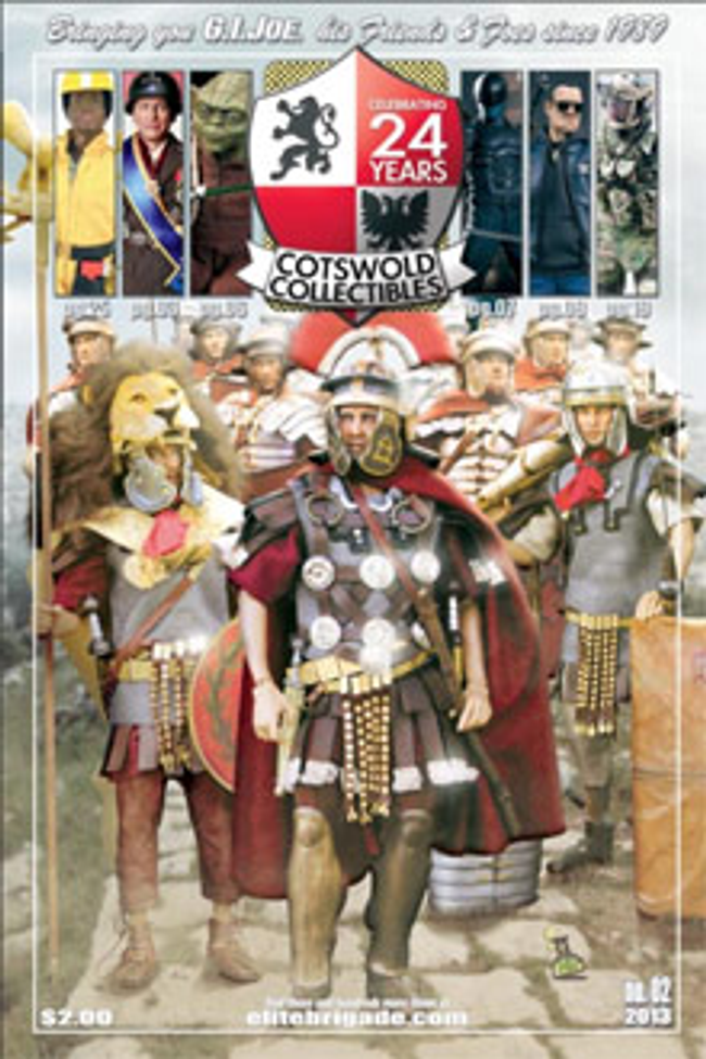 Cotswold Catalog Cover