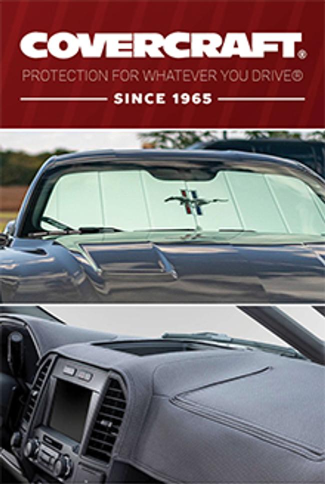 Covercraft Catalog Cover