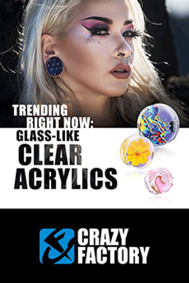 Crazy Factory Catalog Cover