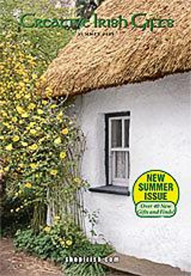 Creative Irish Gifts Catalog Cover