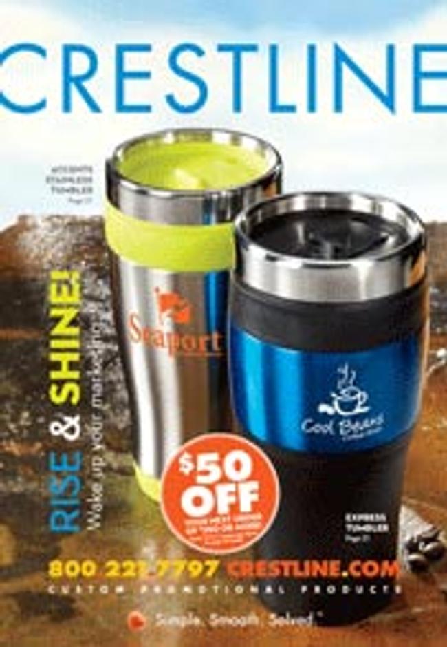 Crestline Catalog Cover