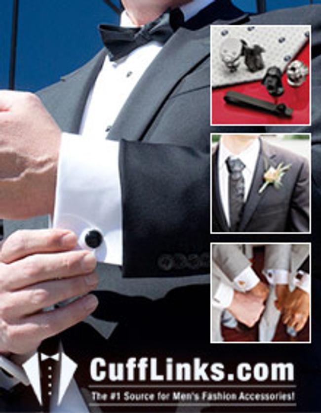 CuffLinks.com Catalog Cover