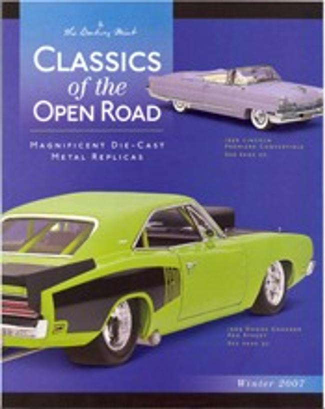 Danbury Mint - DieCast Replicas Catalog Cover