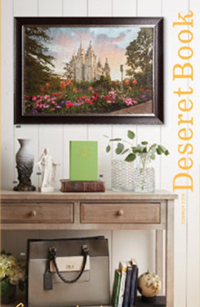 Deseret Catalog Cover