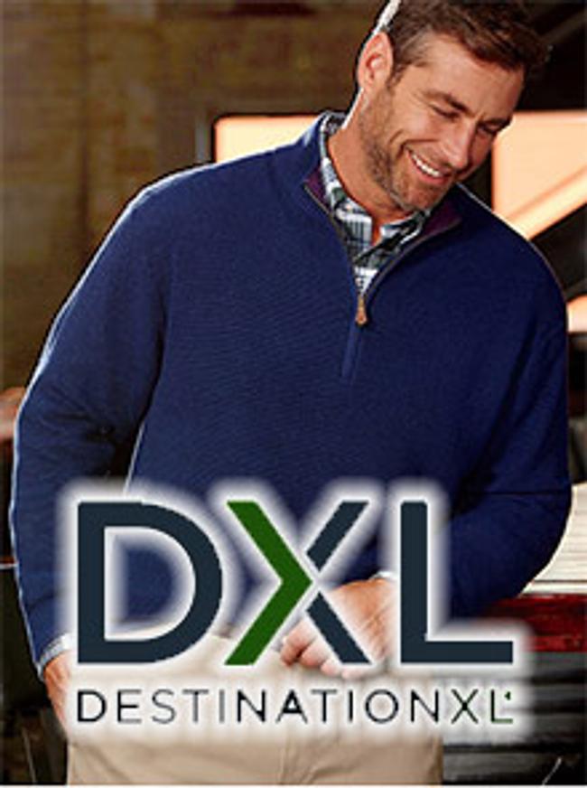 DestinationXL Catalog Cover