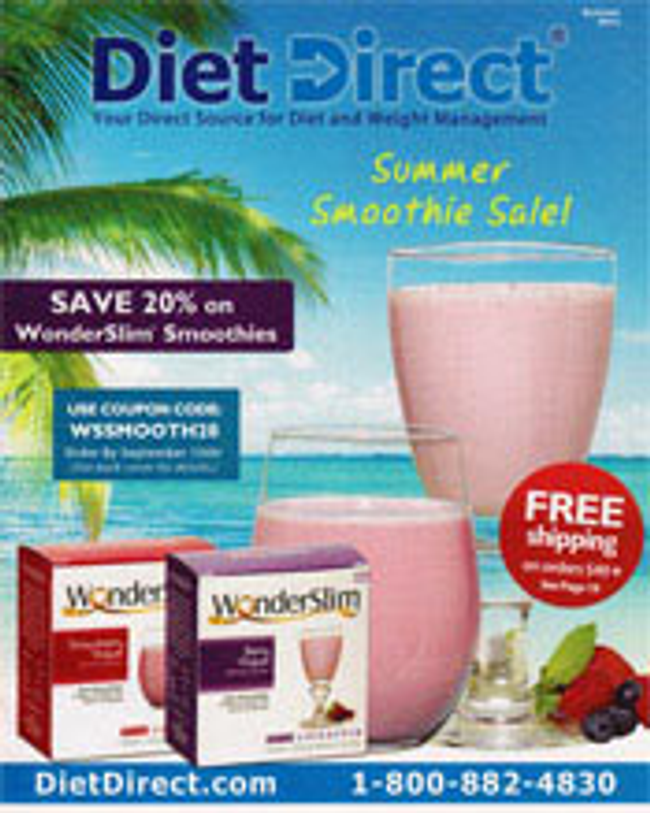 Diet Direct Catalog Cover
