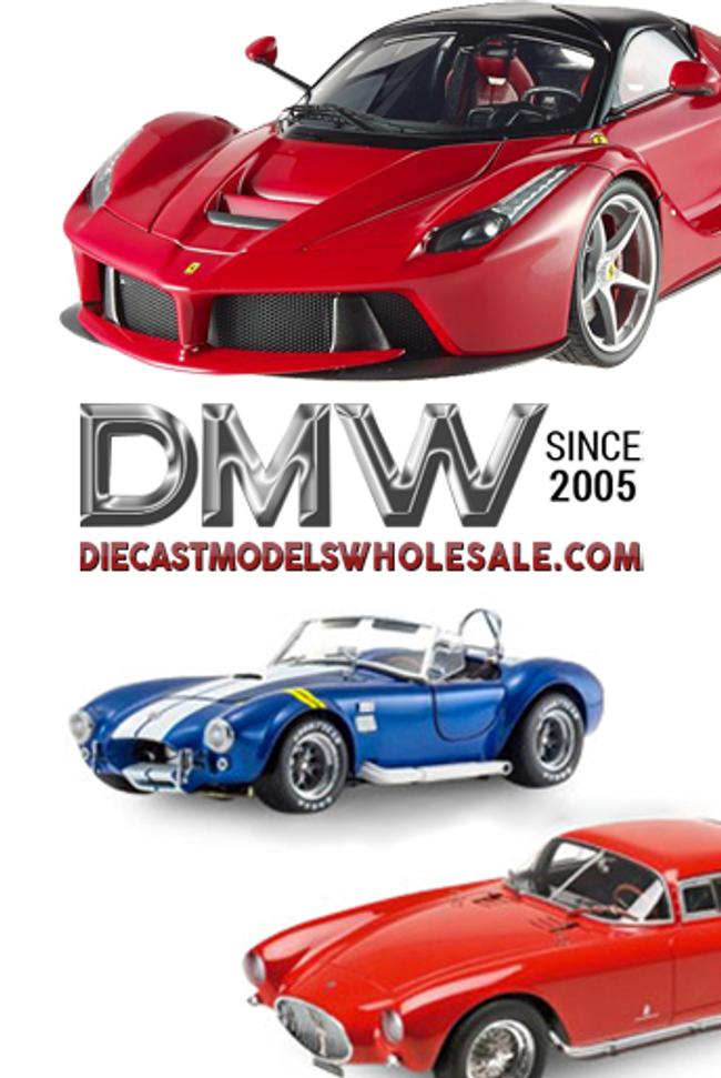 Diecast Models Wholesale Catalog Cover