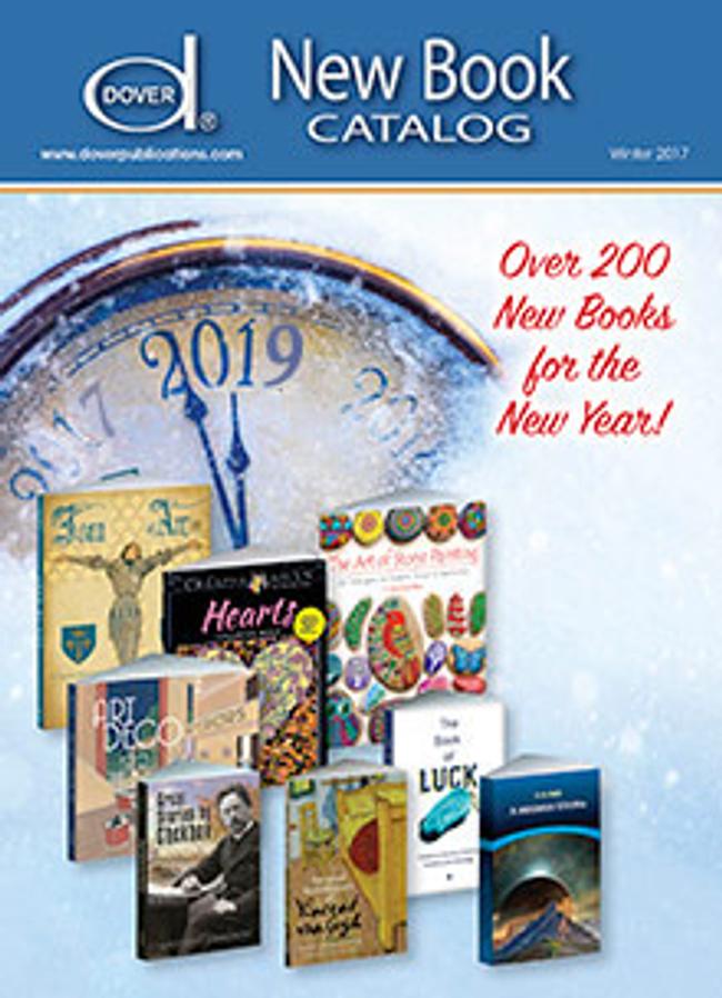Dover Publications Catalog Cover