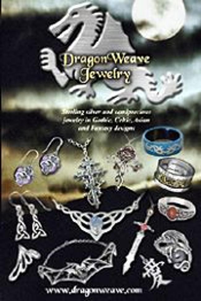 DragonWeave Jewelry Catalog Cover