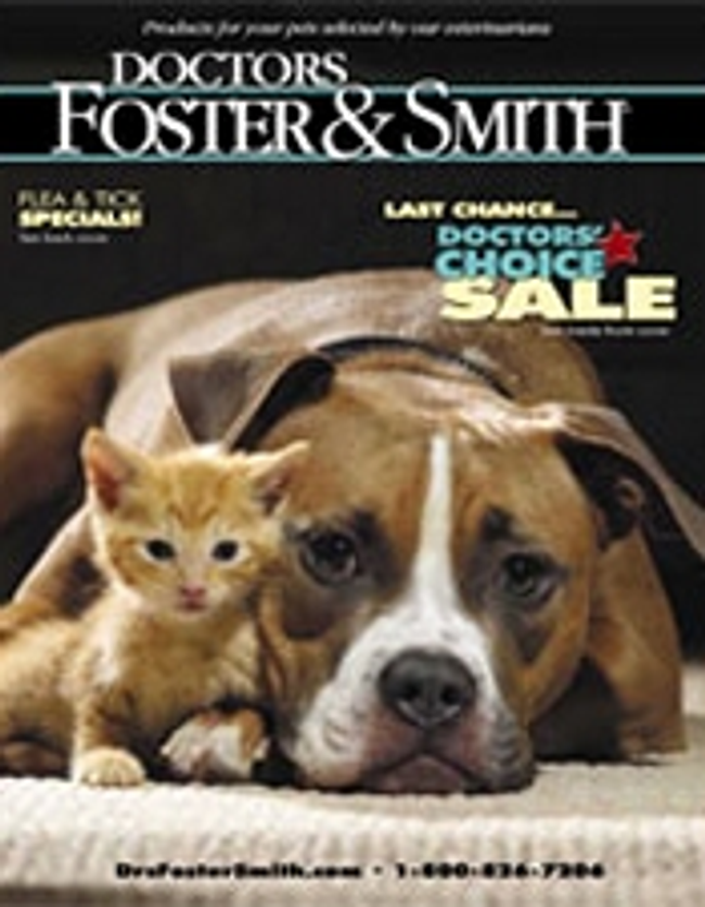 Drs. Foster & Smith Catalog Cover