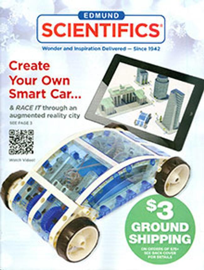 Edmund Scientifics Catalog Cover