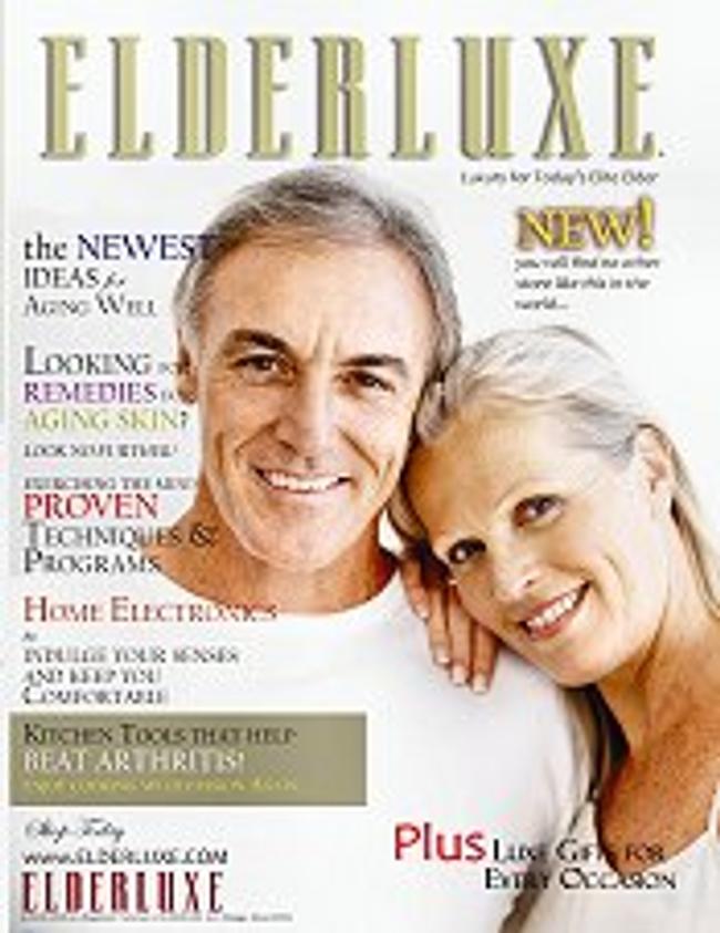 ELDERLUXE Catalog Cover