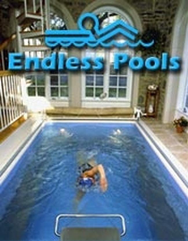 Endless Pools Catalog Cover