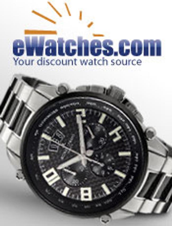 eWatches Catalog Cover