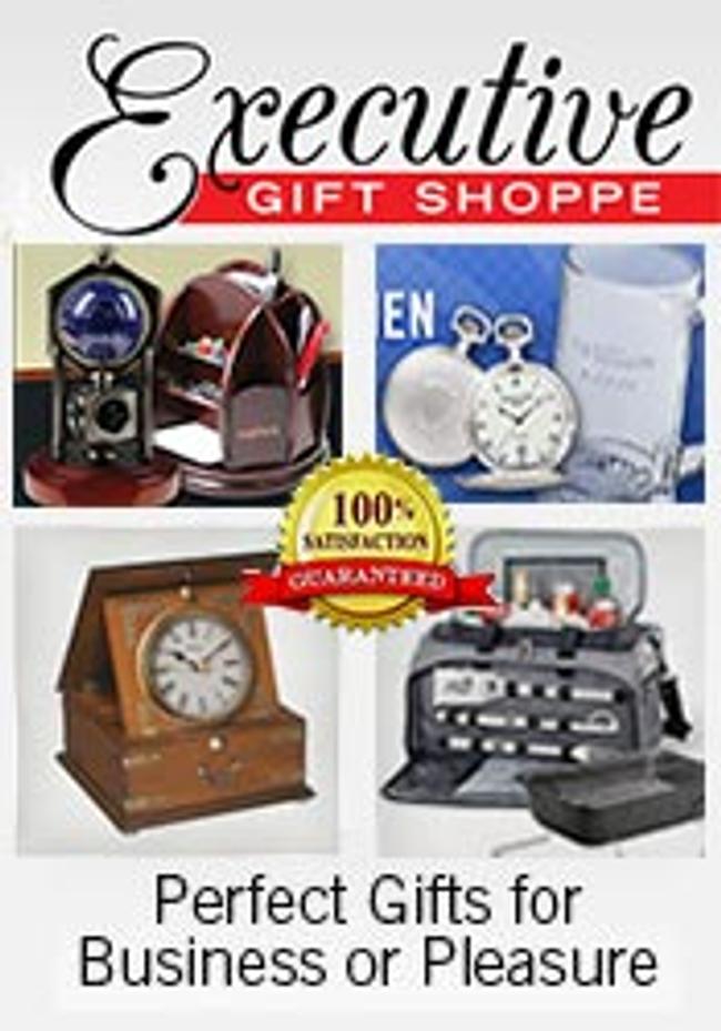 Executive Gift Shoppe Catalog Cover
