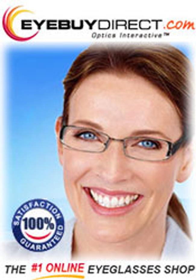 EyeBuyDirect Catalog Cover