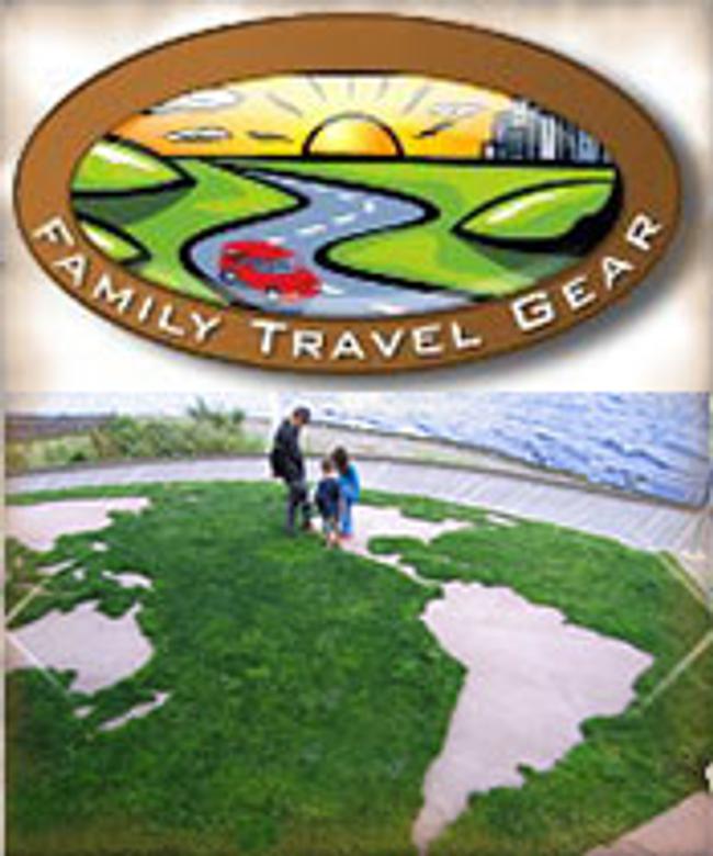Family Travel Catalog Cover