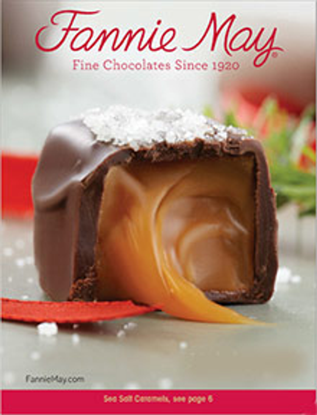 Fannie May Catalog Cover