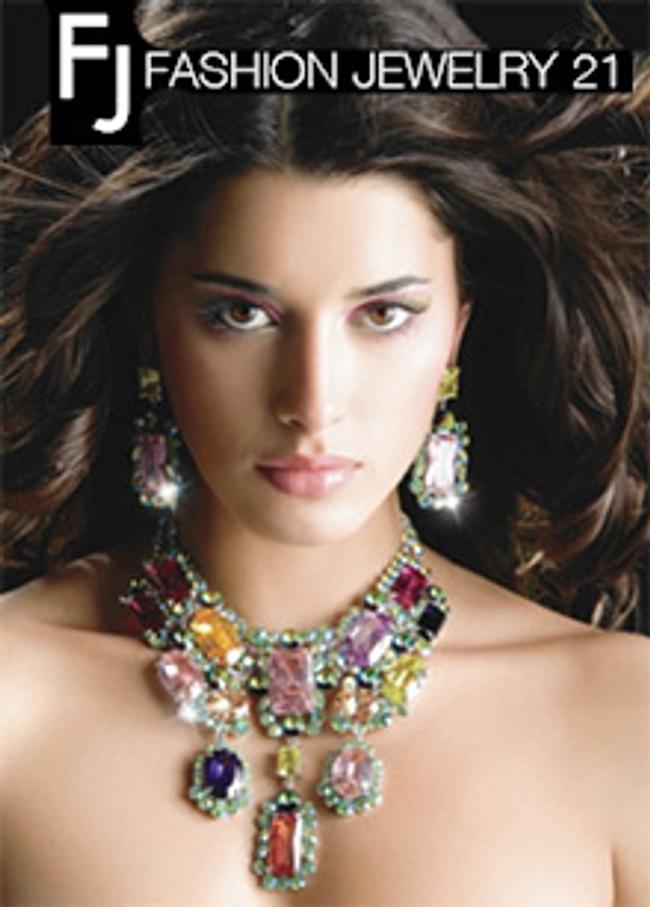Fashion Jewelry 21 Catalog Cover