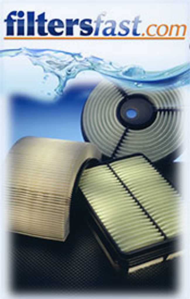 Filters Fast Catalog Cover