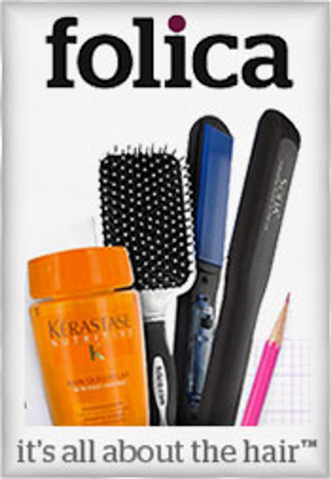 Folica Catalog Cover