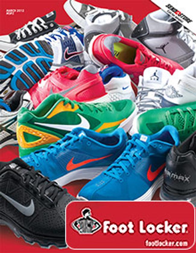 FootLocker Catalog Cover