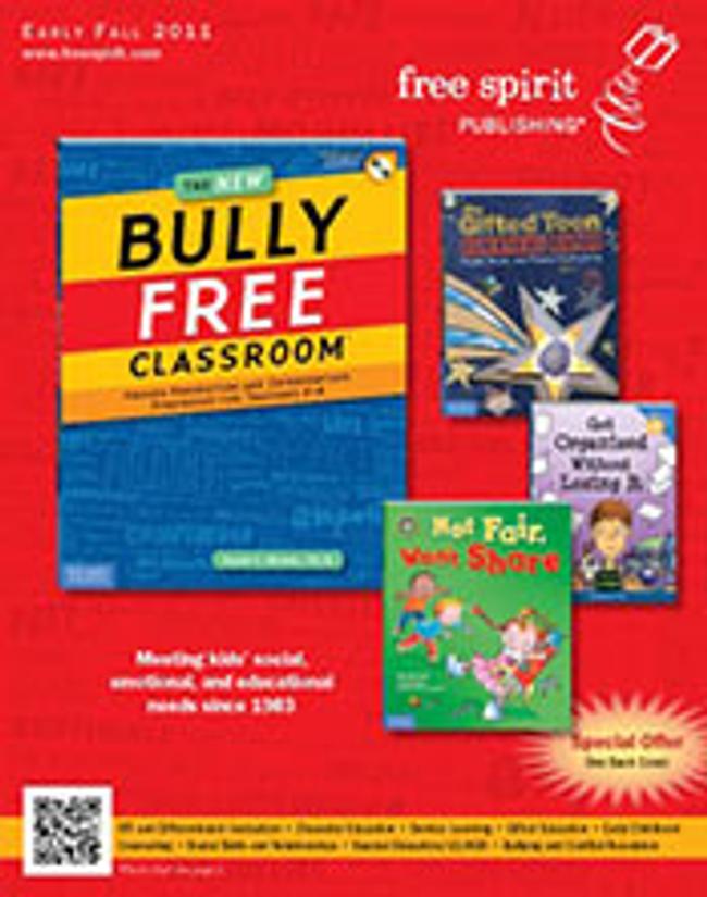 Free Spirit Publishing Catalog Cover