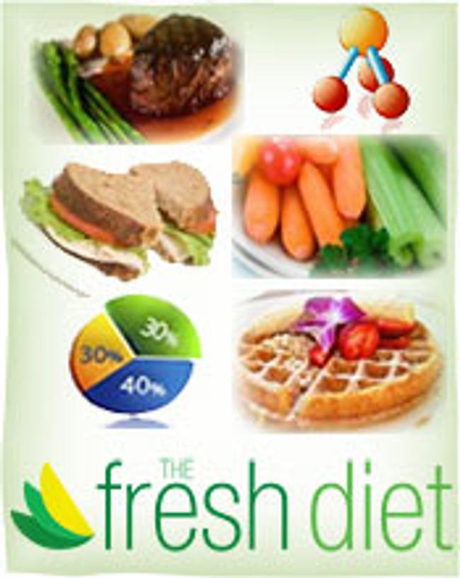 Fresh Diet Catalog Cover