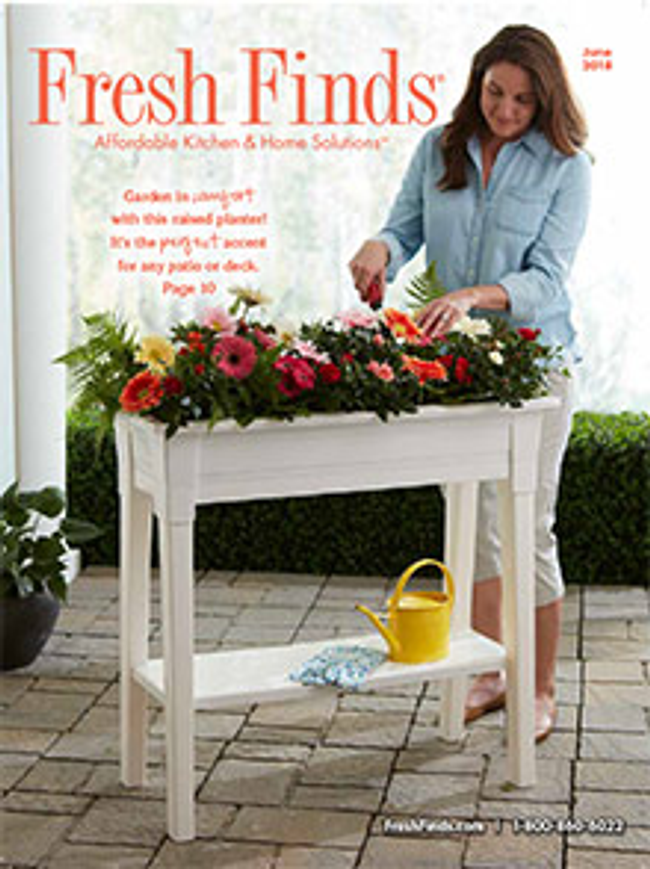 Fresh Finds Catalog Cover