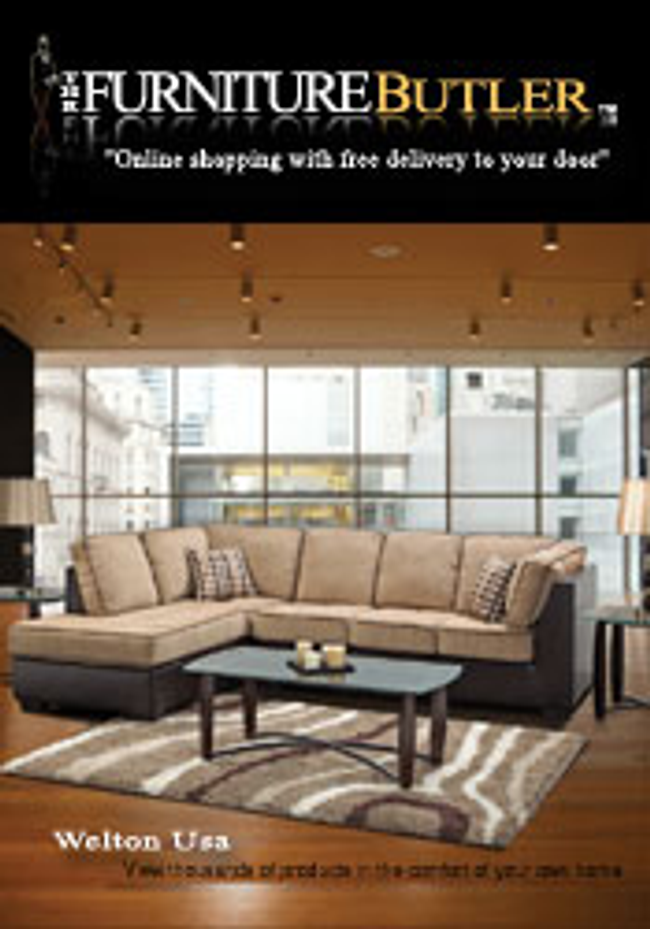 Furniture Butler Catalog Cover