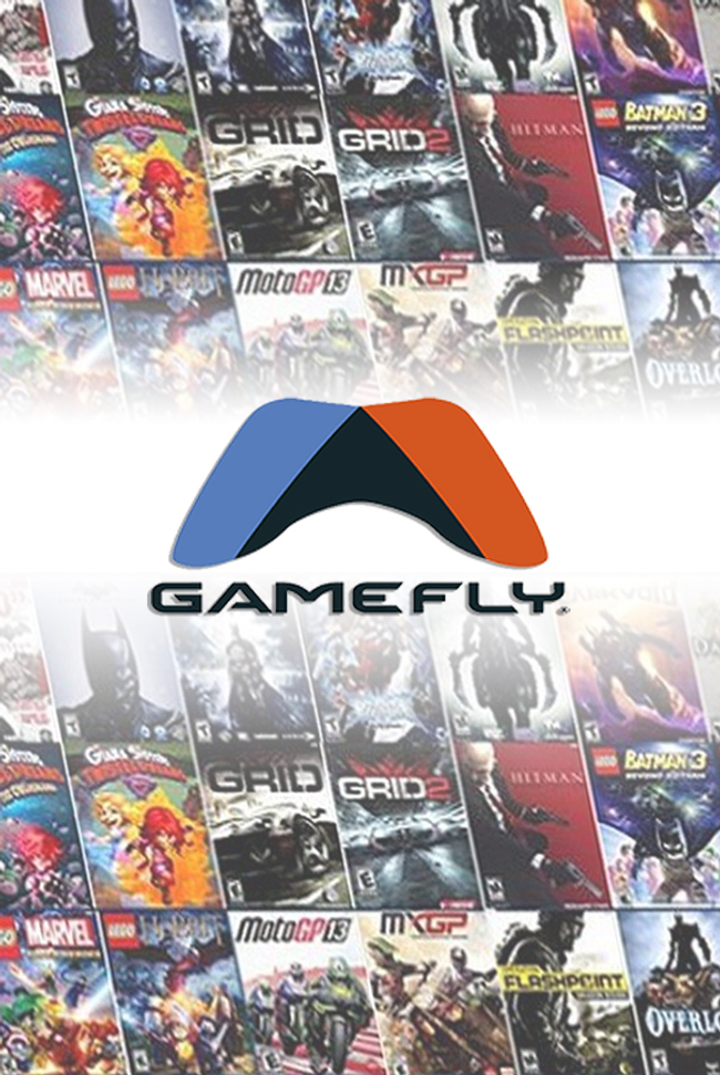 Gamefly Catalog Cover