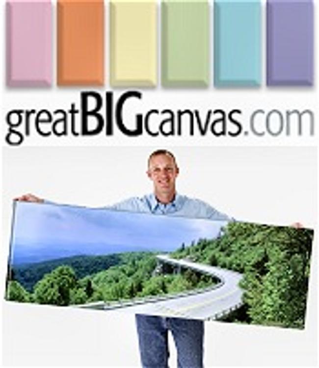 Great Big Canvas Catalog Cover