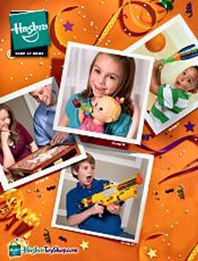 Hasbro Pulse Catalog Cover