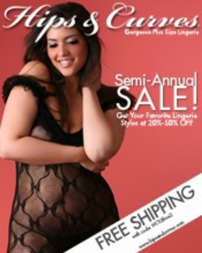 Hips and Curves Catalog Cover