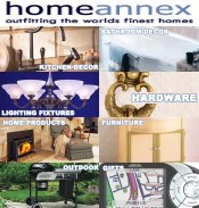 Home Annex Catalog Cover