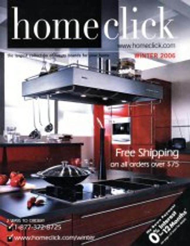 Homeclick.com Catalog Cover
