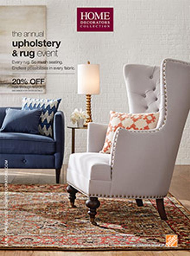 Home Decorators Collection Catalog Cover
