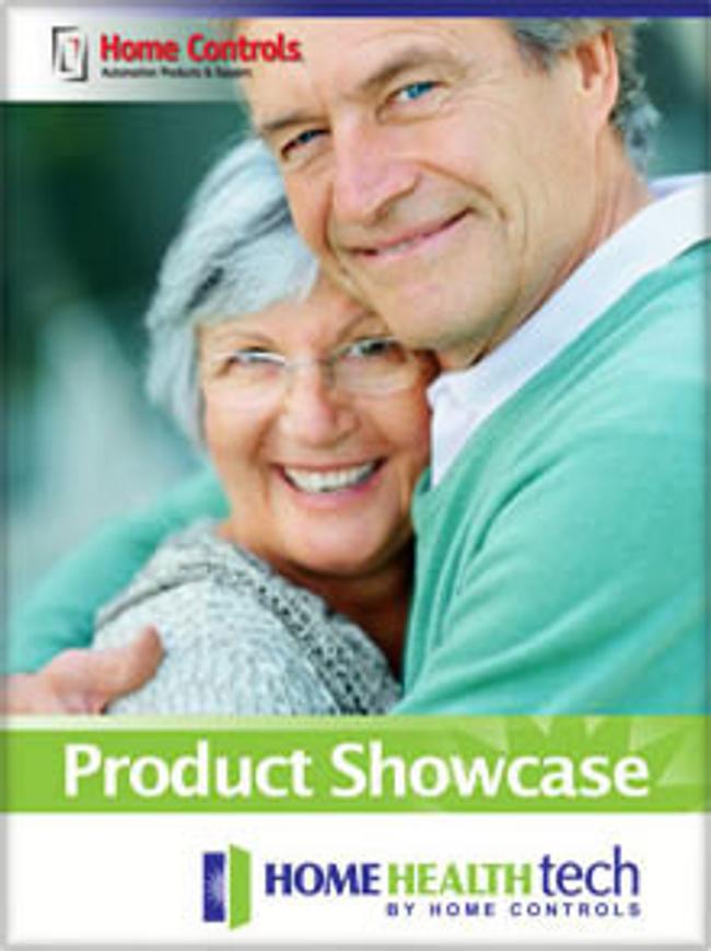 Home Health Tech Catalog Cover