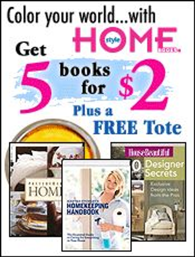 Home Style Book Club  Catalog Cover