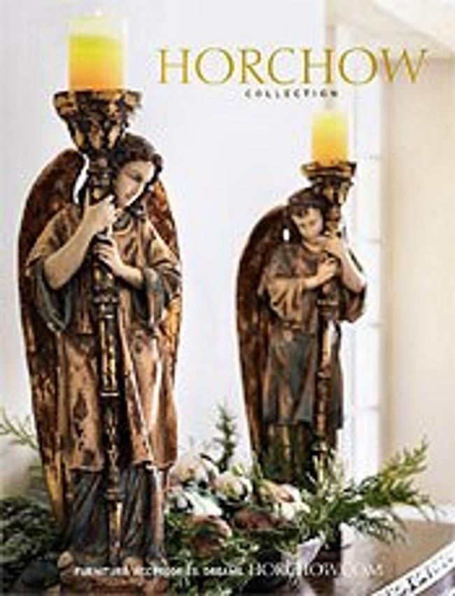Horchow - Wall Art Decor Catalog Cover