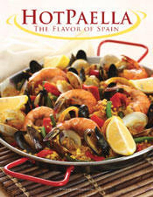 Hot Paella Catalog Cover
