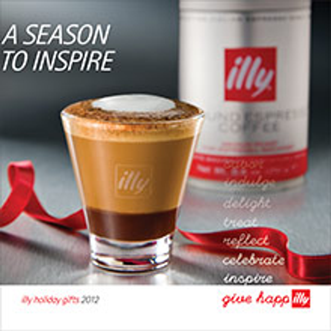 illy Catalog Cover