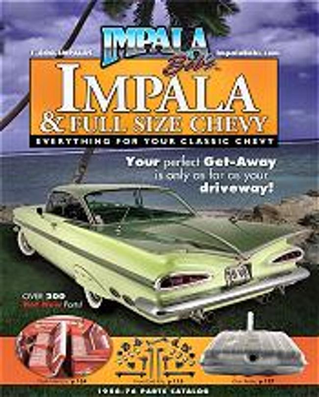 Impala Bob's Catalog Cover