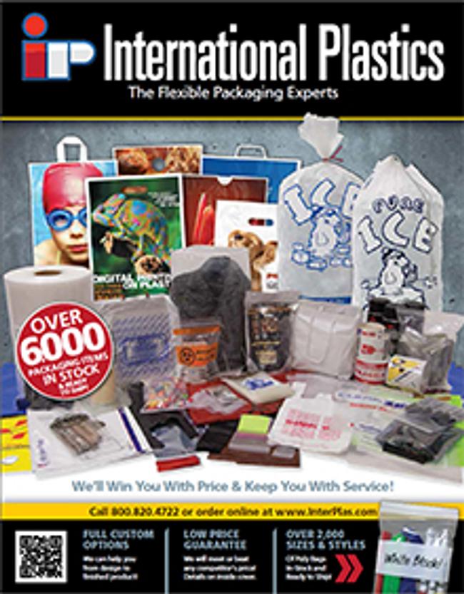 International Plastics Catalog Cover