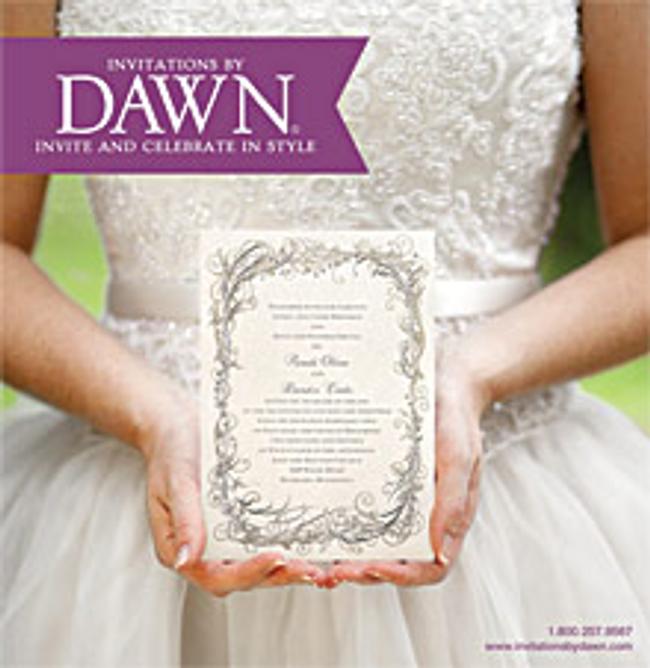 Invitations by Dawn Catalog Cover